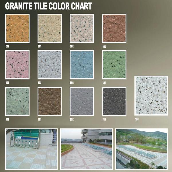 Exterior Floor Tile High Strength Tile Granite Tile Tile