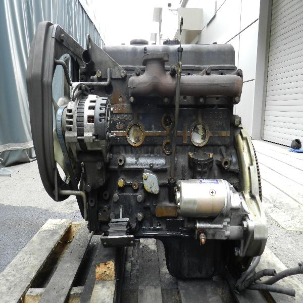 Forklift Used Engine Doosan Db33a And Spare Part Beon