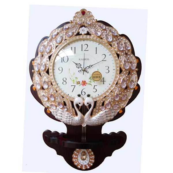 Wooden cuckoo clock timepiece wooden color jaeyoun industry co - Colorful cuckoo clock ...
