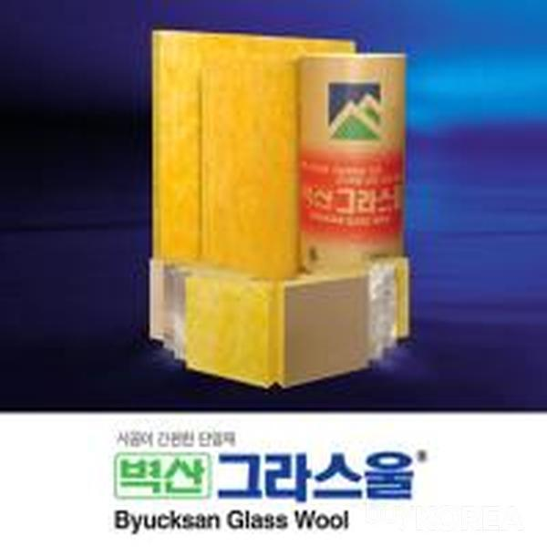 Byucksan Glass wool