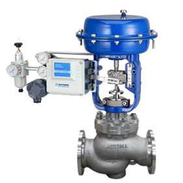automa globe control valve automa