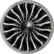 turbo fan blade