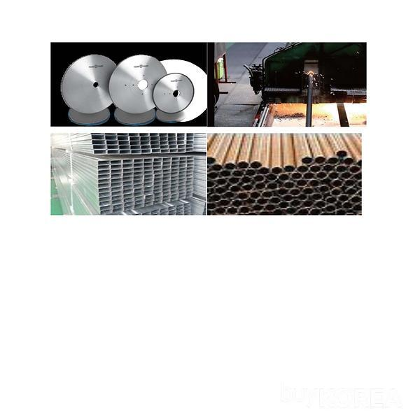 Friction Saw & Materials