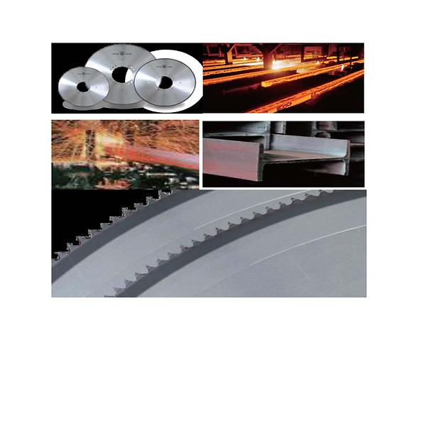 Hot Saw Blade & Materials