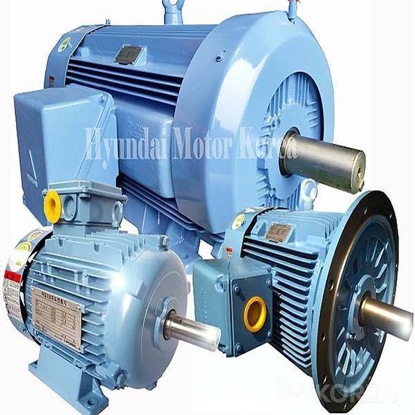 Hyundai Electric Motor Lv