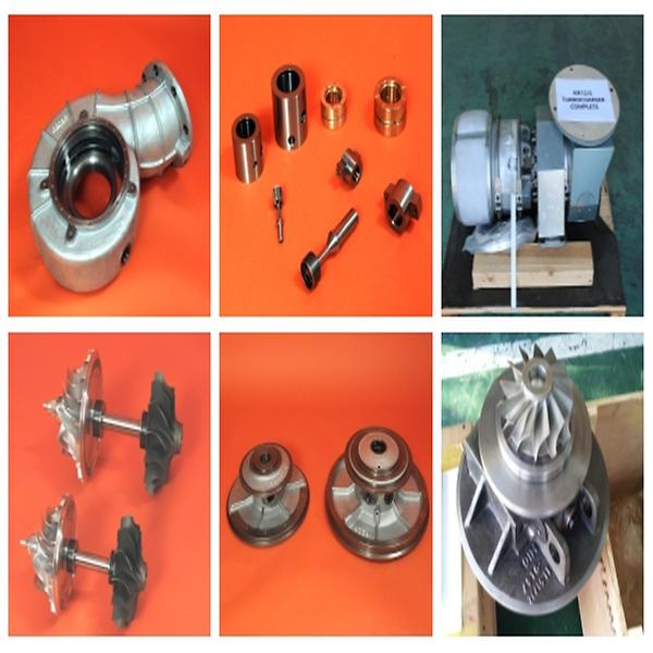 TURBO CHARGER SPARE PARTS