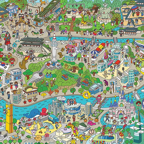 smarthan city coloring posters coloring wall poster new york