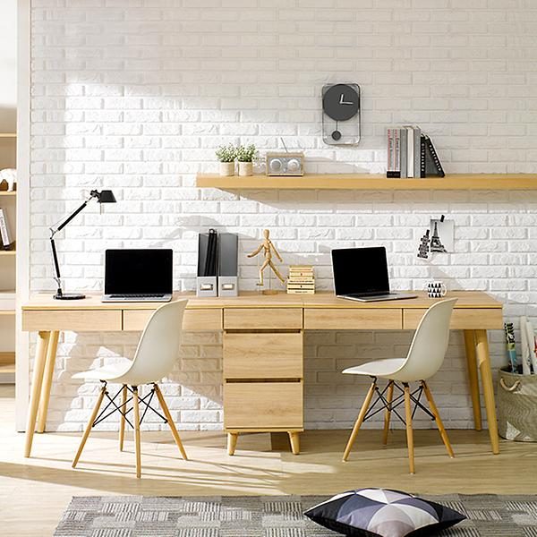 Deco Line Santana Desk Twin Desk ...