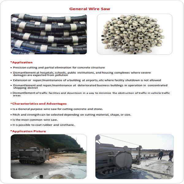 diamond general wire saw, Youngsundiatech