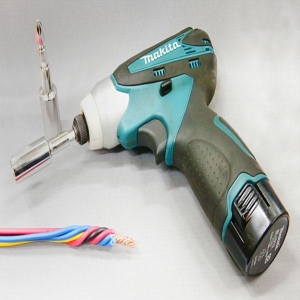 wire twisting tool, woojinid