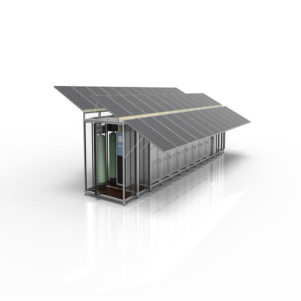 Stand Alone Solar Pv Generation And Water Purification