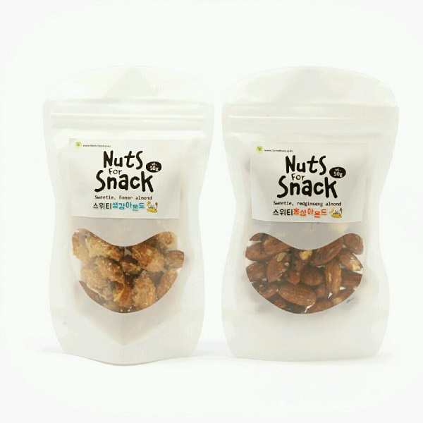 Sweet fig almonds