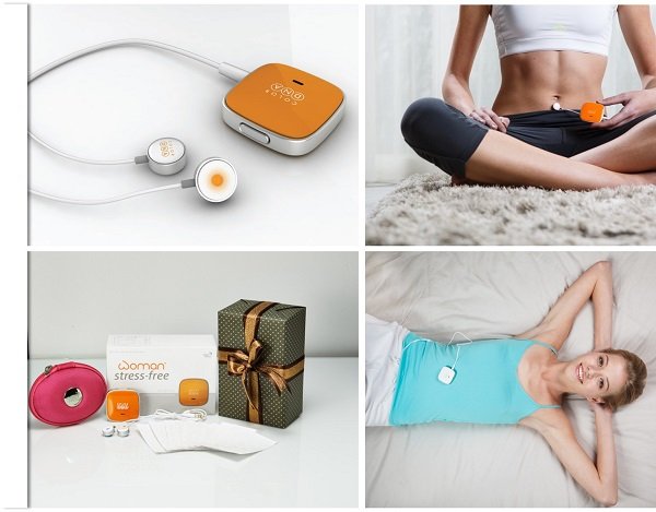 OTC Medical Device for Treatment of Menstrual Pain