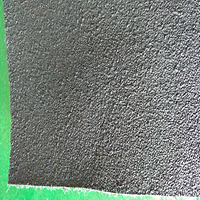 RUBBER COATING LEATHER