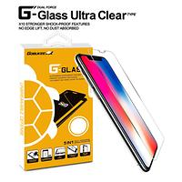Gobukee G-Dual Force Tempered Glass Screen Protector Iphone X