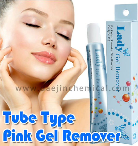 Gel Remover - Tube Type