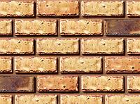 clay bricks chagall gold rectangle yellow-brown