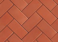 clay pavers stone 60t rectangle pink-ivoy-grey
