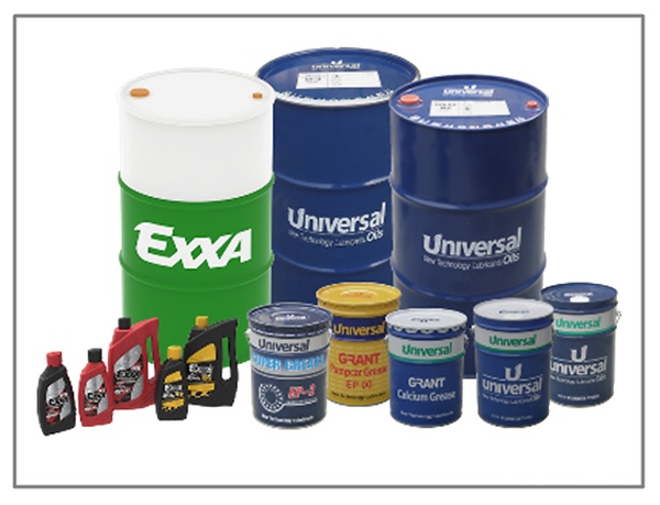 Universal Oils Products