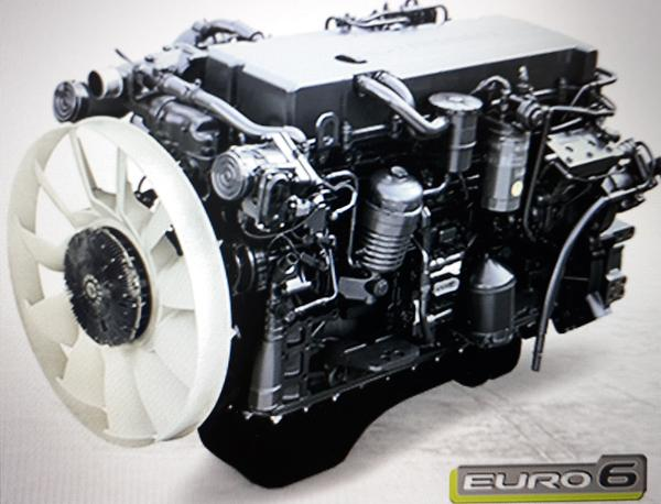 EURO 6 ENGINE ASS'Y