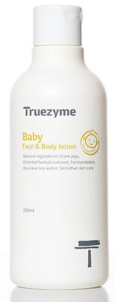 Baby Face Body Lotion