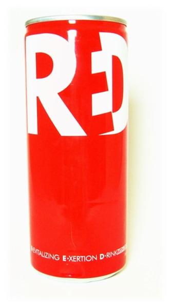 RED ginseng energy drink