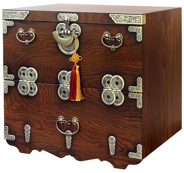 medicine cabinet cabinet ... - Wooden Korean Antique Furniture Cabinet Table Drawer Chest