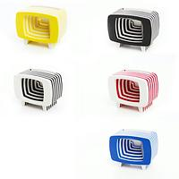 Pomax A live speaker square type color white, black, yellow, red, and blue