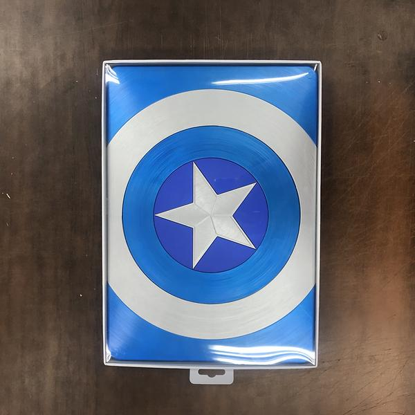 captain america case blue