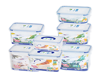 LOCK STAR Air Tighten food containers