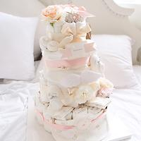highest class organiceco-friendly  Diaper cake