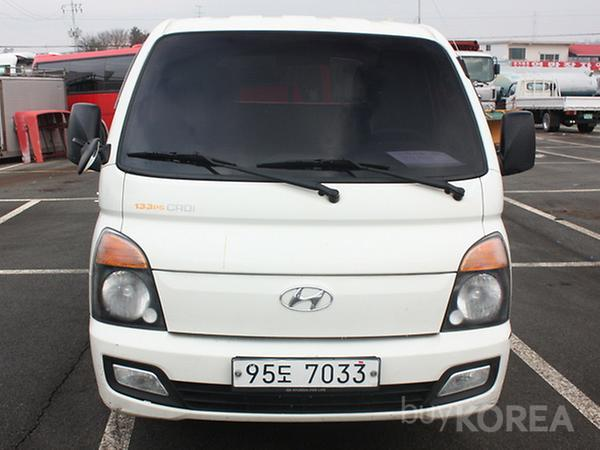 used car porter 2 truck white kkaekeuthan motors coltd