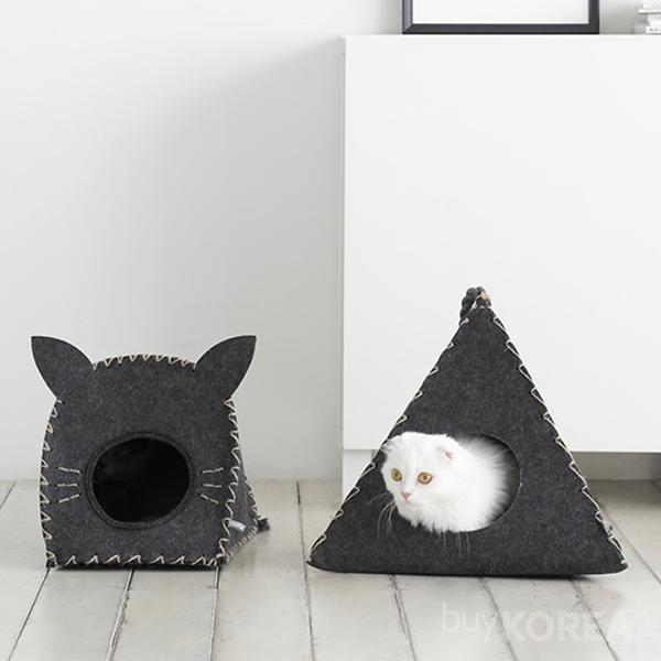 indoor cat bed, pet house