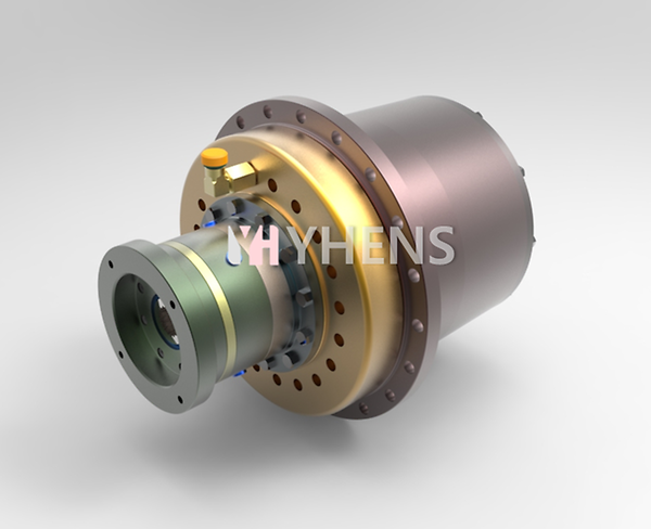 Winch Drive Reducer