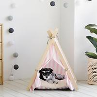 Line Pet Tent Pet House Cat Tent