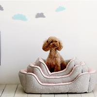 Pet House Pet cushion Soft comfortable pet cushion 2colors