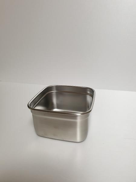 Stainless steel airtight