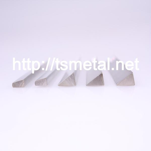 stainless bar triangle