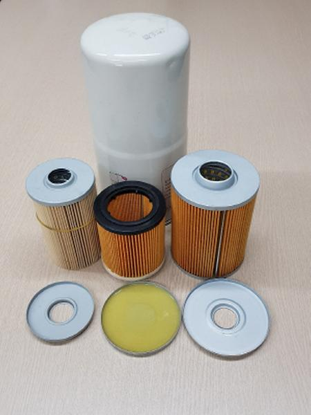 adhesive for oil filter