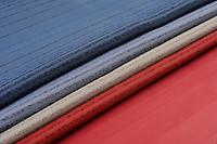 MDC-8207, 100percent Fire Retardant Polyester, Curtain Fabric, 4-colors