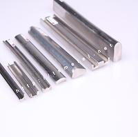 Stainless Steel Profile Bar Shaped Bar Various shape Clean Bright Surface