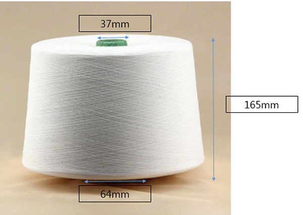 100% Combed cotton yarn