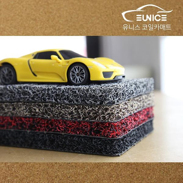 color of coil mat