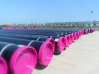 Carbon Alloy Hot finished seamless steel pipe Oil Gas Petrochem Power plant