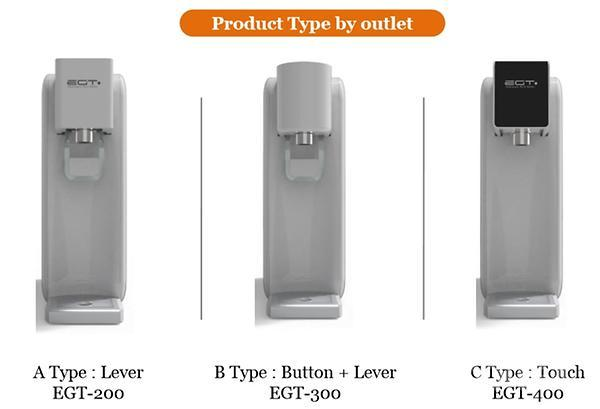 H2 water maker purifiers