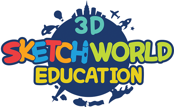 3D Sketch World Education