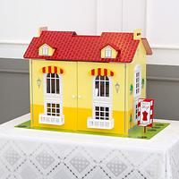 My kids boutique wooden Dollhouse - Toy